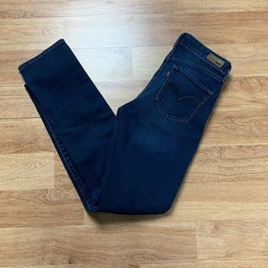 Levi's Demi Curve Classic Rise Slim Leg Jeans